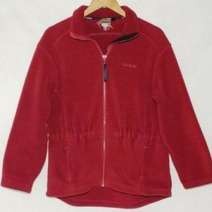 Vintage L.L. Bean Sherpa Pile Fleece Sweater